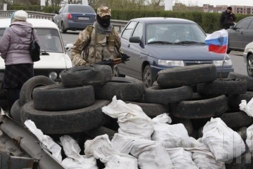 МВД Украины отрицает факт расстрела 10 митингующих в Донецкой области