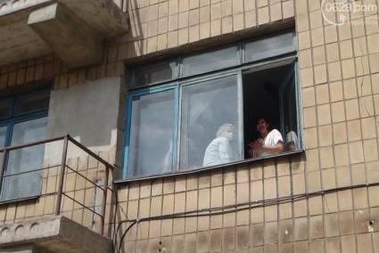 В Мариуполе из больницы похищен раненый пациент