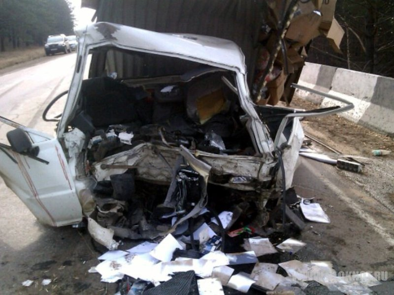 ДТП на Александровском тракте. Погиб один человек.