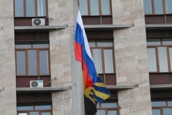Два этажа Донецкого облсовета освобождены митингующими