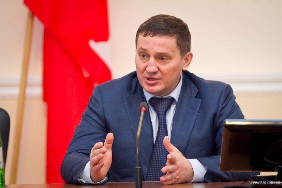 Андрей Бочаров предложил отказаться от министров в Волгоградской области