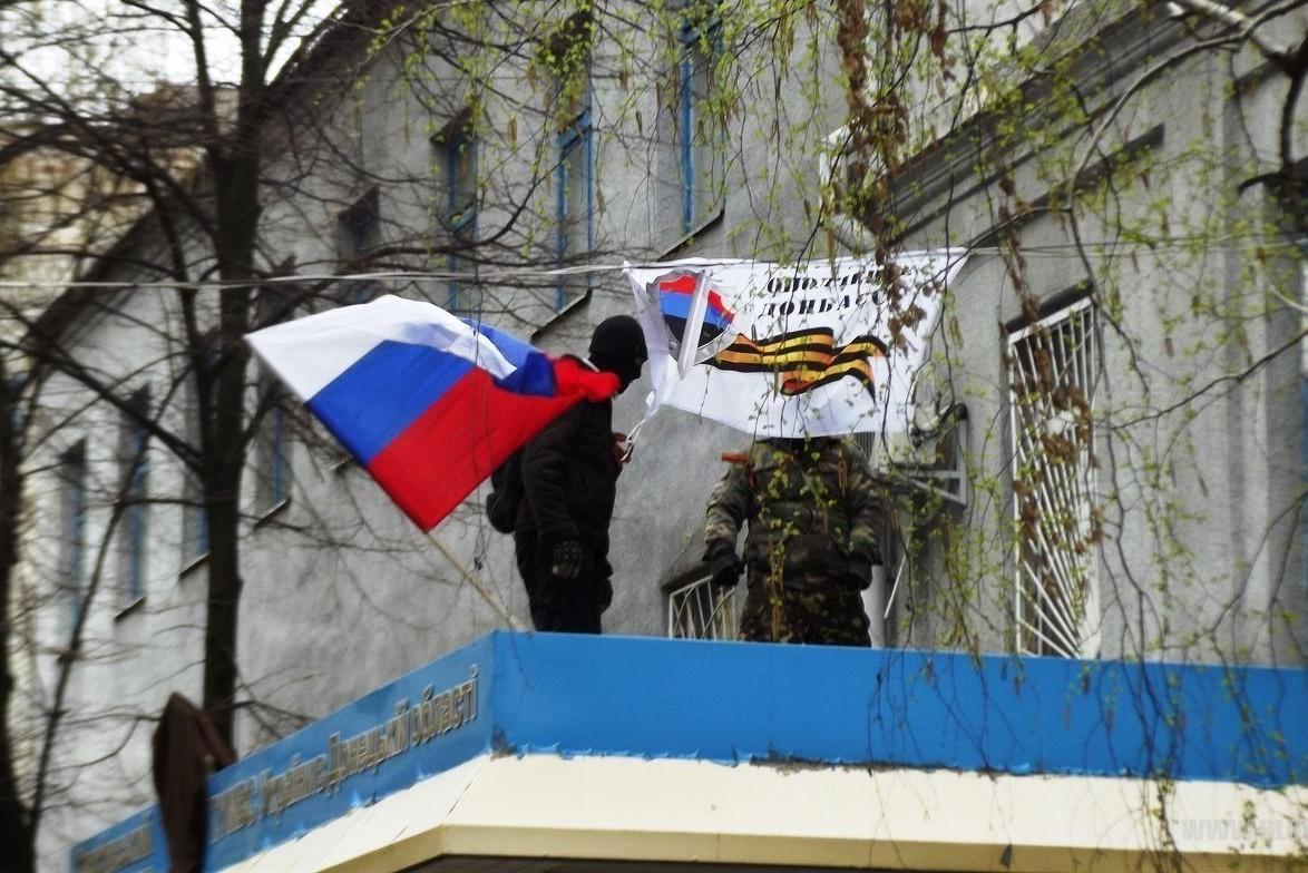 В Славянске начинается «жесткая» силовая операция