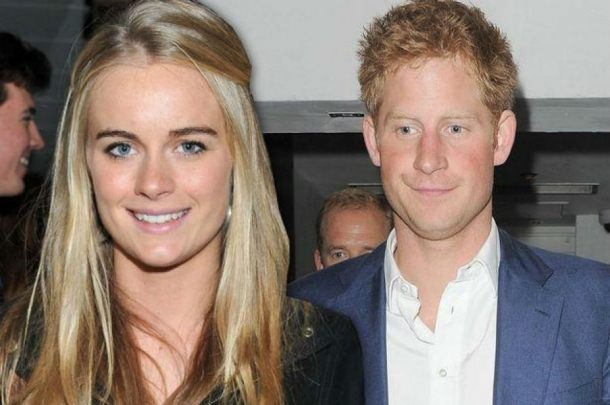 Британский принц Гарри расстался с девушкой
