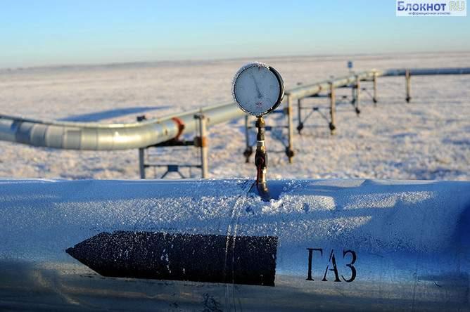 Украина может начать покупать Российский газ через Европу