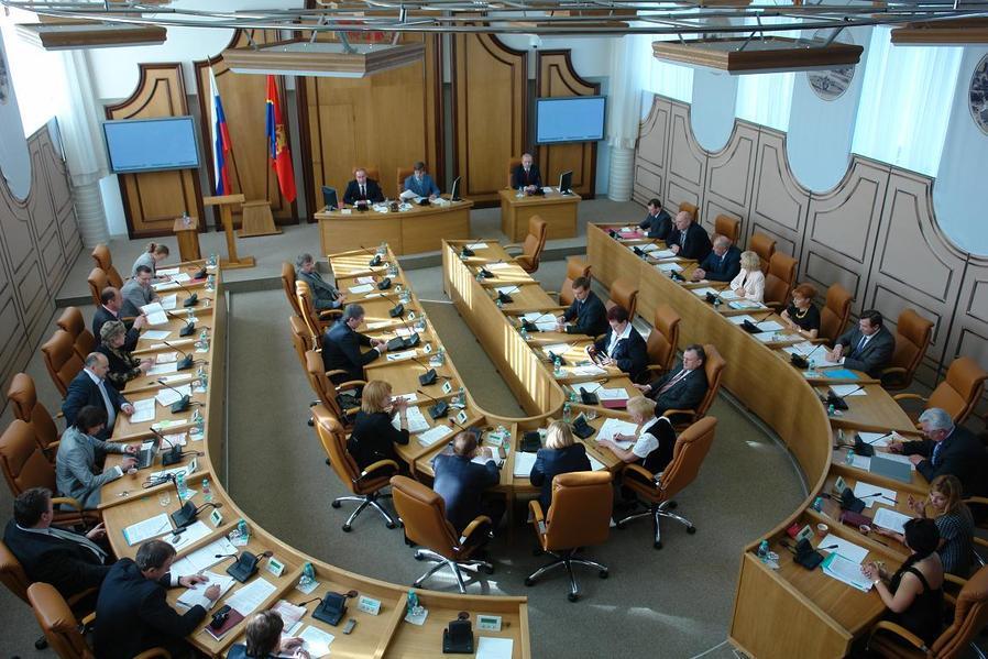 Красноярские депутаты выступили против отмены выборов мэров