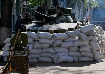 Тымчук заявил, что на блокпостах у активистов появились гранатометы
