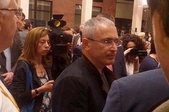 Ходорковский обвинил Путина в обострении ситуации на Украине