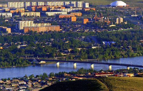 В Кызыле одну из улиц решили назвать Крымская