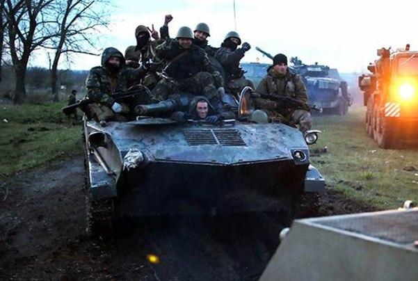 СБУ просит жителей Славянска не мешать им бомбить ополченцев