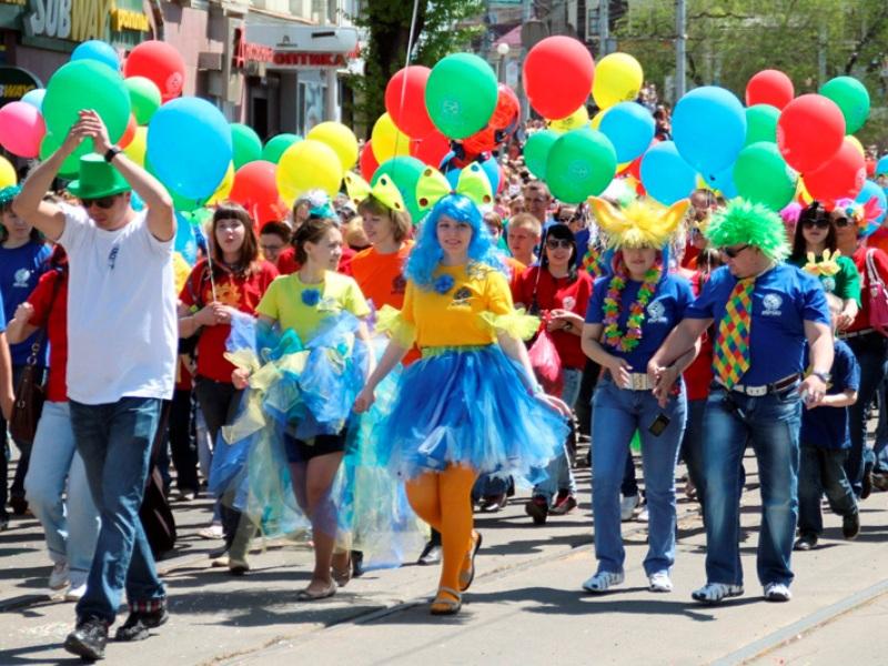 7 июня в Иркутске пройдет карнавал