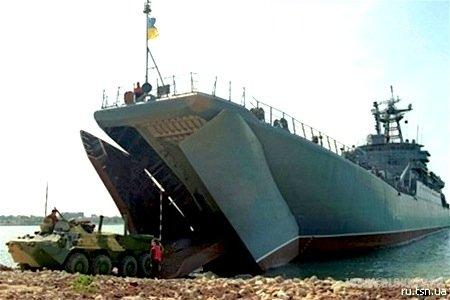 Давай, до свидания! Россия договорилась с Украиной о выводе украинских кораблей и самолетов из Крыма