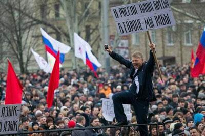 Почти треть украинцев считают, что с Россией должны быть визовые отношения