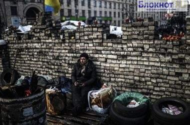 В центре Киева введен комендантский час