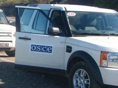 В Донецкой области пропала миссия ОБСЕ – МИД Украины
