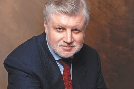 Сергей Миронов заявил, что ополченцев на Украине никто не остановит