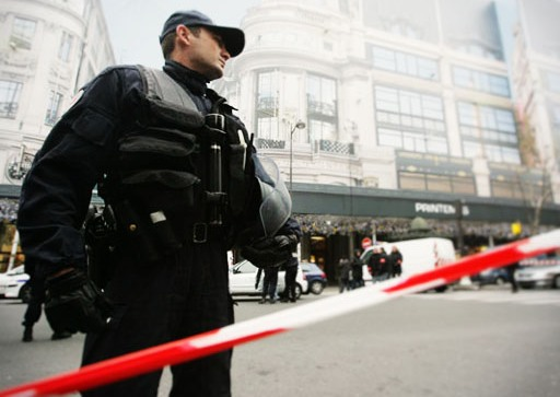 Преступники взяли четверых заложников в банке в Белгороде