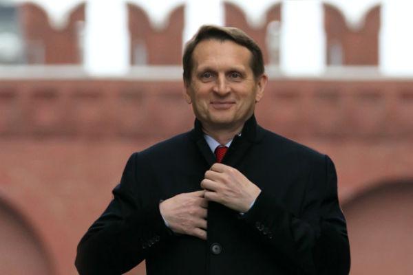 Из-за санкций ЕС Болгария отказывается принимать Сергея Нарышкина