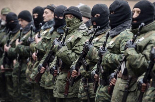 Телецентр в Луганске взяли под охрану бойцы Нацгвардии Украины
