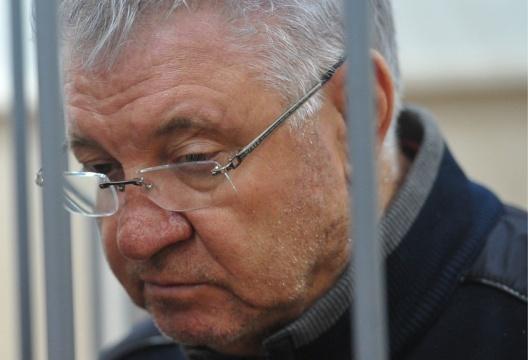 Временно отстраненный мэр Астрахани Столяров находится в реанимации