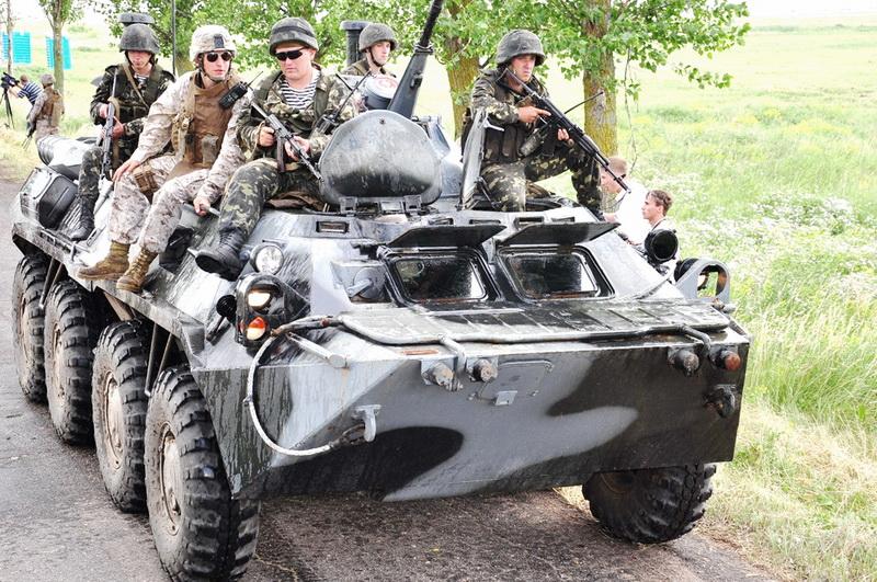 Рада разрешила войскам НАТО въезд на территорию Украины