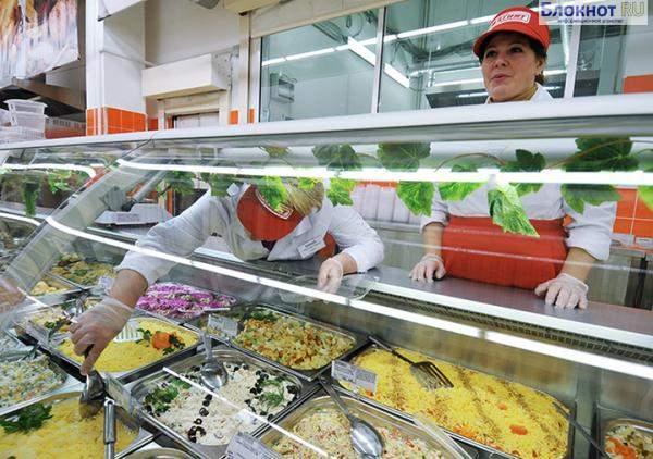 На Ставрополье 166 человек отравилось салатами из