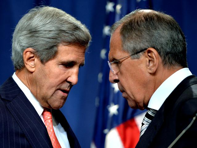 Переговоры Лаврова и Керри не состоялись