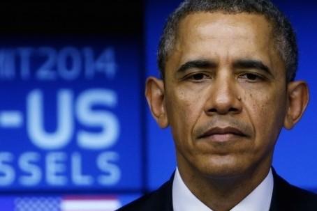 Обама летит в Азию, чтобы обсудить ситуацию на Украине