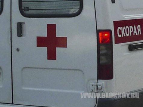 В красноярском кафе во время перестрелки убит мужчина