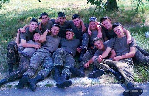 В Украине теперь «дембель» не неизбежен