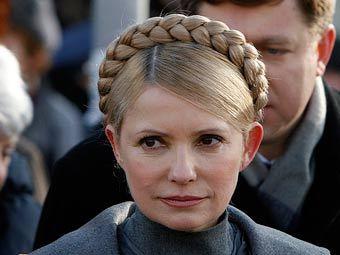 В России снимут фильм про Тимошенко