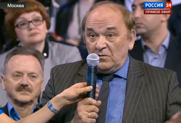 Обозреватель КП Баранец заявил Путину, что
