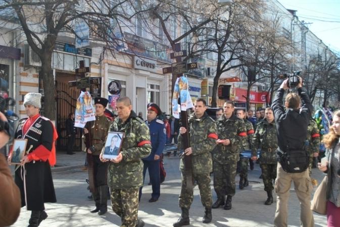 Указом президента России боец самообороны Крыма Руслан Казаков посмертно награжден Орденом Мужества