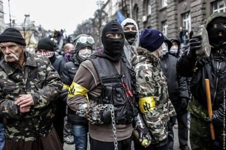 Задержанный активист ехал в Славянск с заданием от «Правого сектора»
