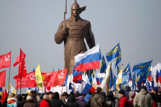 Владимир Путин: для проведения президентских выборов на Украине нужно изменить конституцию