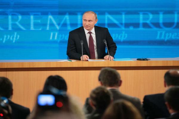 Путин о событиях в Луганске: это преступление киевских властей