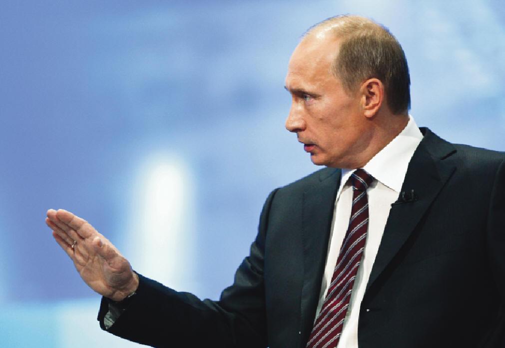 Путин заявил, что на востоке Украины нет российских войск