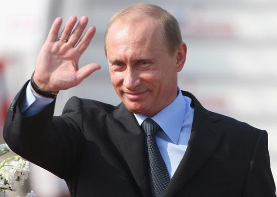 Путин узаконит в Крыму рулетку и блек-джек
