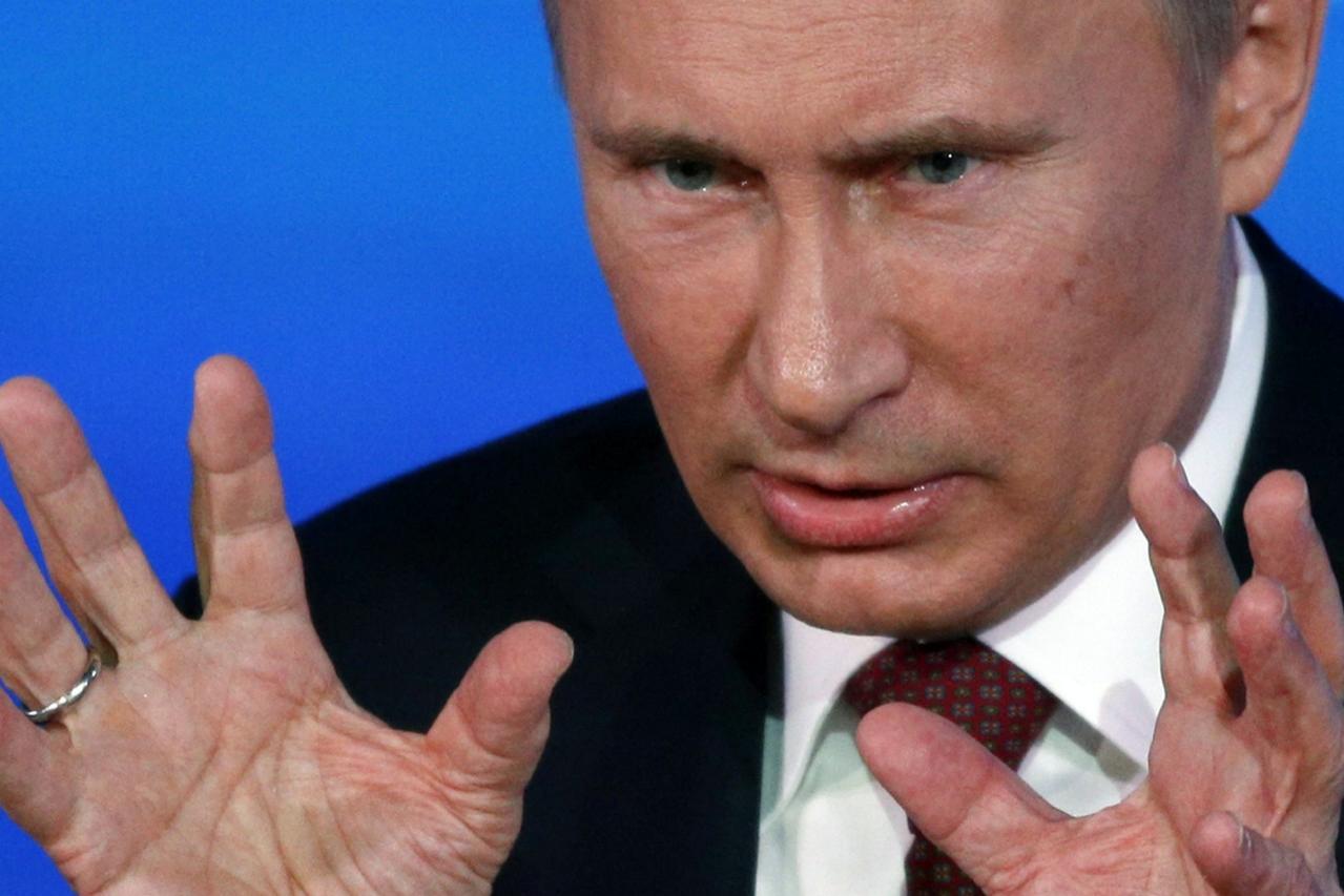 Путин: Россия не применит санкции к Visa и Mastercard