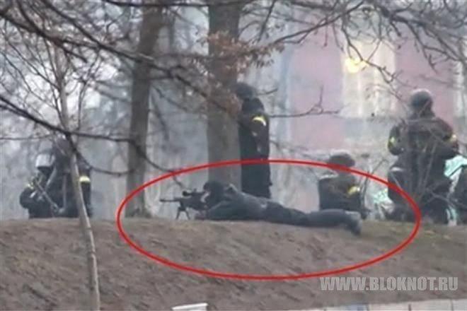 Грузины  отрицают свою причастность к убийствам на Майдане