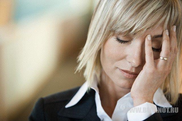 Самые популярные причины стресса