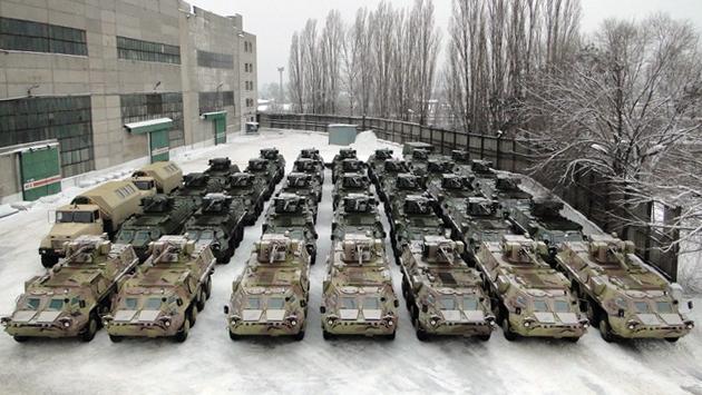 Украина готовится к войне, сегодня ночью в Киеве пройдут военные учения