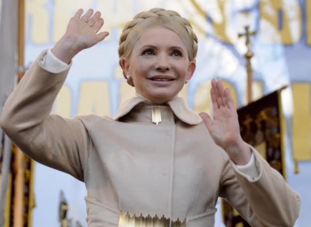 Тимошенко заявила, что не общалась с Путиным