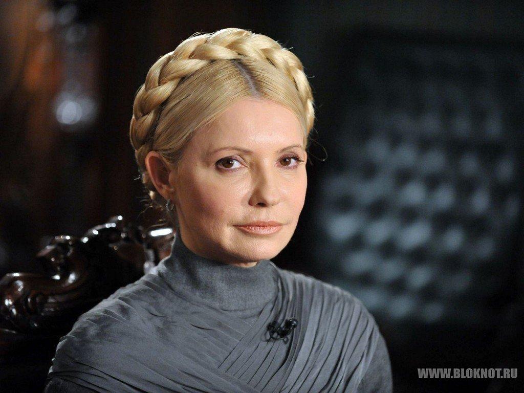 Тимошенко освистали на митинге в Черкасской области