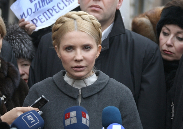 Тимошенко создает