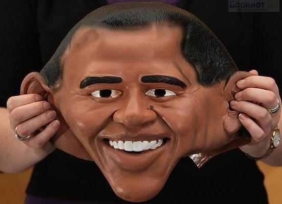 Преступники в масках Гая Фокса и Барака Обамы ограбили магазин в Краснодаре