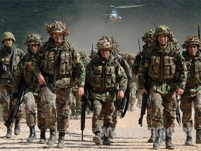 НАТО планирует отправить солдат в Восточную Европу