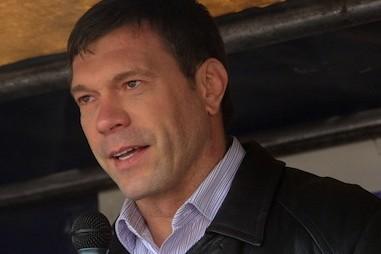 Олег Царёв заступился за арестованного в Харькове активиста Долгова