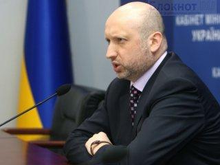 Турчинов заявил, что ликвидирует всех  сепаратистов