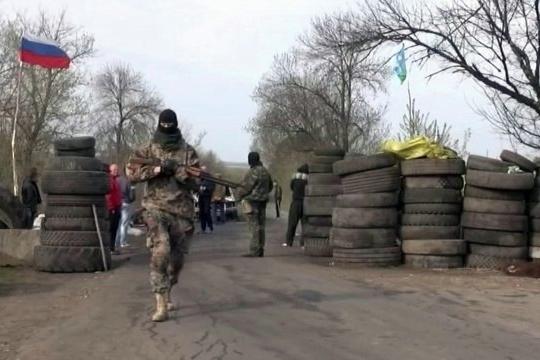 Пограничники не пустили на Украину двух россиян, перевозящих военную форму, консервы и агитки
