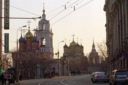 Московская улица Варварка станет пешеходной